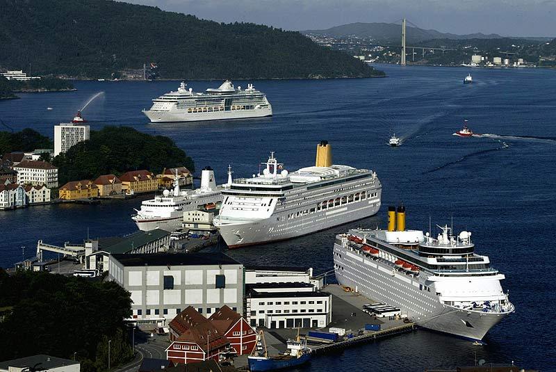 Cruise-Bergen